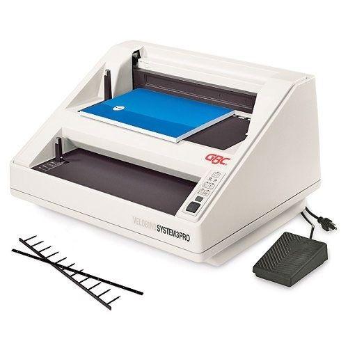 System Three Pro Velo Binding Machine - Buy101