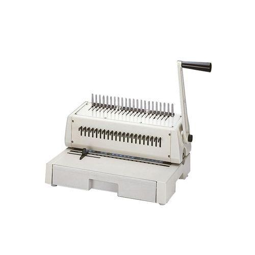 Tamerica 210-PB Plastic Comb Punch & Bind Image 1