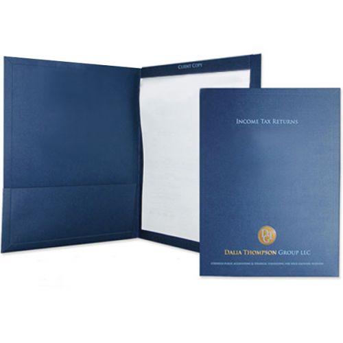 Buy Tax Folders + Tax Return + Income Tax Folders Online | Binding101