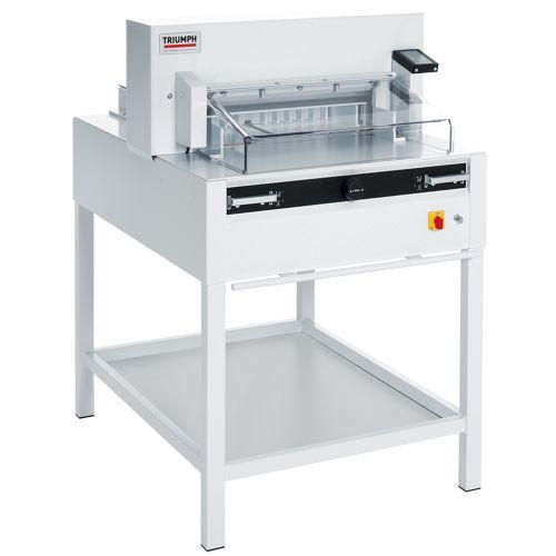 MBM Triumph 5255 Automatic Programmable Paper Cutter