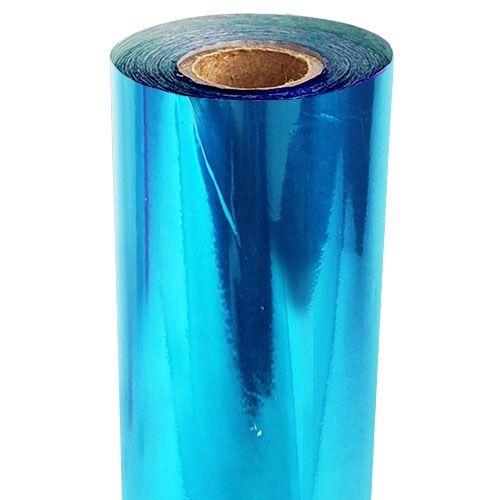 Turquoise Metallic Foil Fusing Rolls