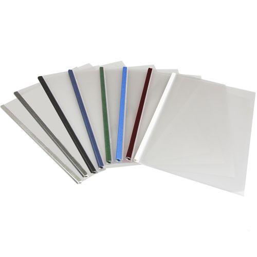 UniBind Dark Blue UniCover Flex Thermal Binding Covers Image 1