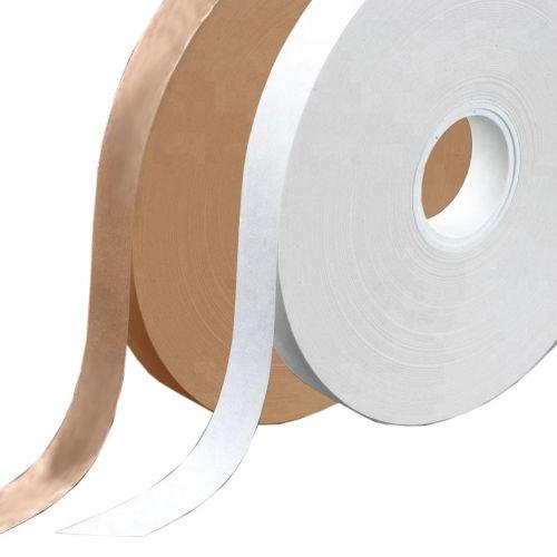 UP-240 Banding Strips, Brown or White Kraft Paper Banding Rolls