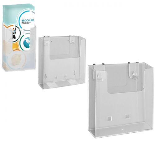 Buy Wall Mount Literature Holders