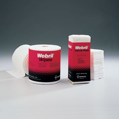 Webril® Wipes & Pads - GraphicSupplies101