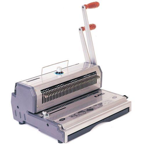 Wiremac-M Wire-O?? Binding Machine [2:1 Pitch] Item#04AKDBLEO2