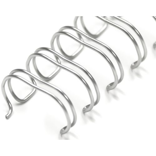 "5/8"" Silver Wire-O Binding Supplies"