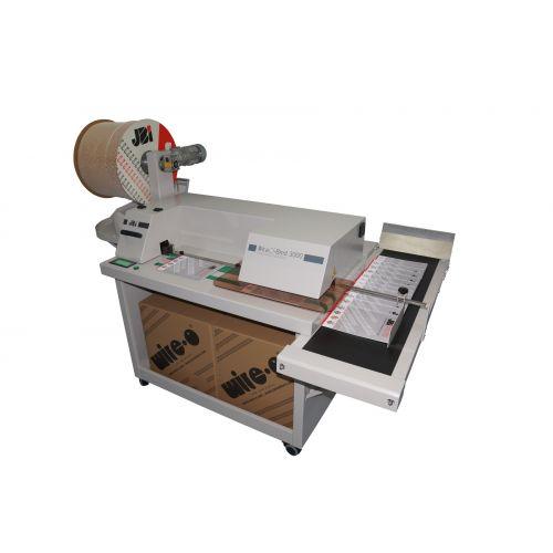 James Burn Wire-O Bind 3000S Semi-Automatic Binder