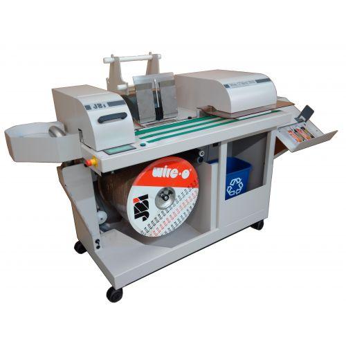James Burn Wire-O® Bind 3500 Semi-Automatic Binding Machine