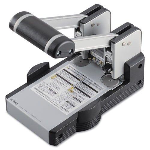 Carl XHC-2100N Extra Heavy Duty 2-Hole Puncher