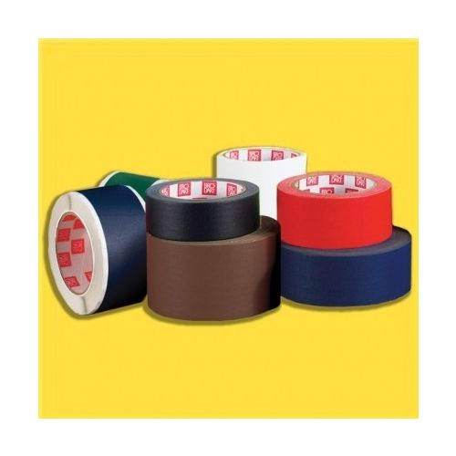 Yellow Fabric Book Repair Tape (Price per Roll) Image 1